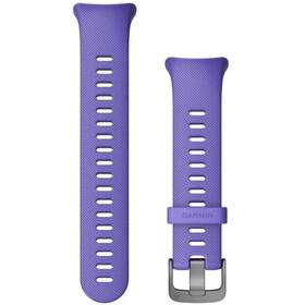 Garmin Silikon Uhrarmband 18mm für Forerunner 45S lila